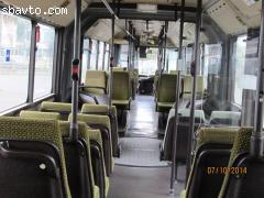 Автобуси Мерцедес  Бенц,  Модел О405 G – 7 /седем/ броя