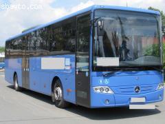 Автобуси Мерцедес  Бенц,  модел Inturo – 4 броя